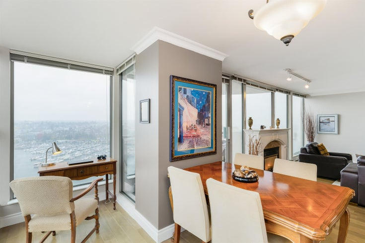 1802 1000 BEACH AVENUE - Yaletown Apartment/Condo for sale, 2 Bedrooms (R2626860)