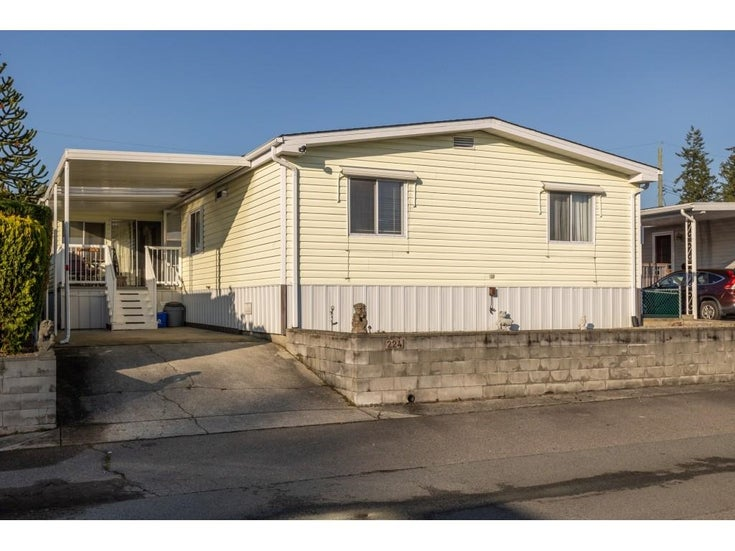 224 27111 0 AVENUE - Otter District Manufactured for sale, 3 Bedrooms (R2626861)