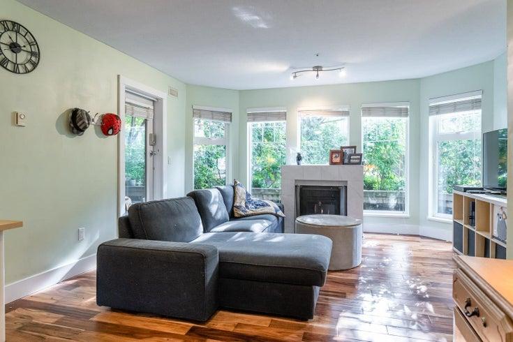 112 3075 PRIMROSE LANE - North Coquitlam Apartment/Condo for sale, 2 Bedrooms (R2626862)
