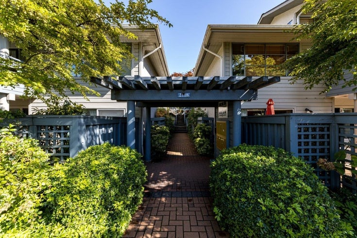 3 2118 EASTERN AVENUE - Central Lonsdale Townhouse for sale, 2 Bedrooms (R2626871)