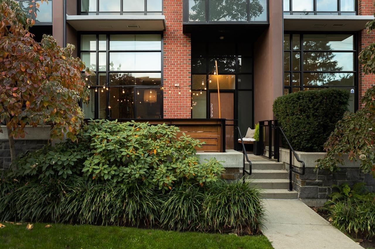 2339 SCOTIA STREET - Mount Pleasant VE Townhouse for sale, 2 Bedrooms (R2626874) - #1