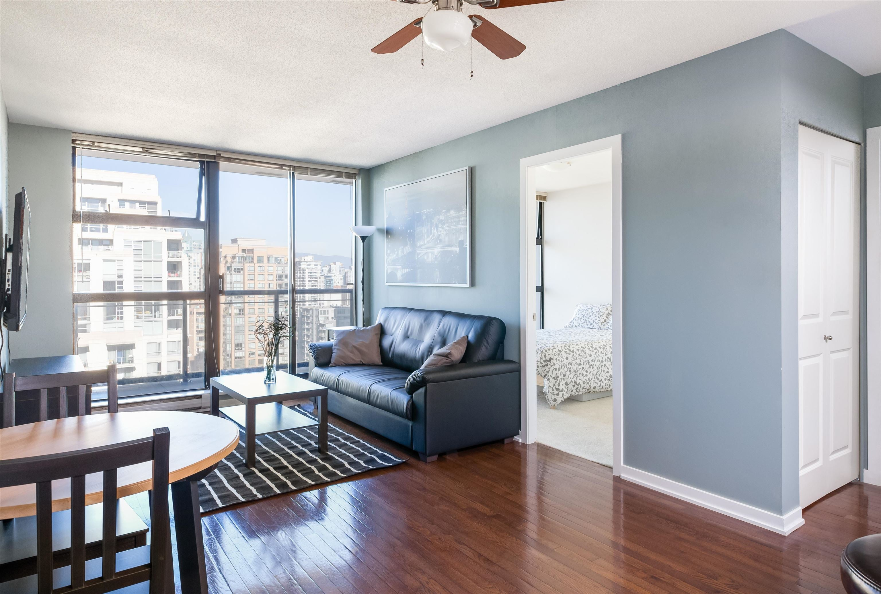 2302 1295 RICHARDS STREET - Downtown VW Apartment/Condo for sale, 1 Bedroom (R2626886) - #1