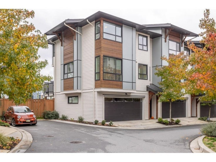 63 8508 204 STREET - Willoughby Heights Townhouse for sale, 3 Bedrooms (R2626888)
