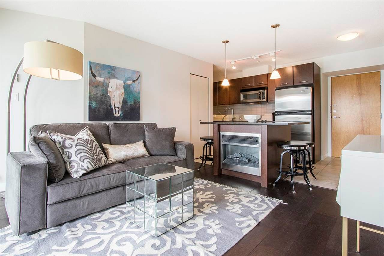 605 1199 SEYMOUR STREET - Downtown VW Apartment/Condo for sale, 1 Bedroom (R2626910) - #1