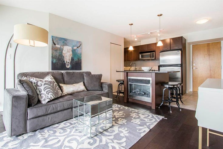 605 1199 SEYMOUR STREET - Downtown VW Apartment/Condo for sale, 1 Bedroom (R2626910)
