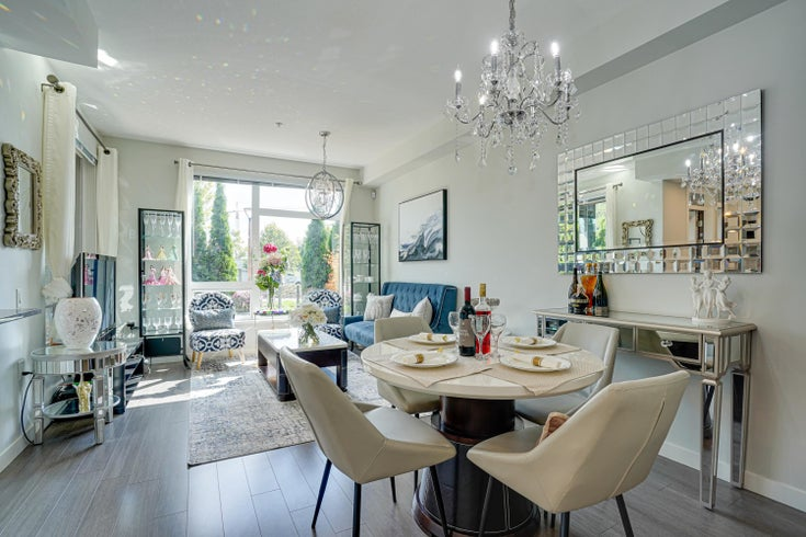 115 3289 RIVERWALK AVENUE - South Marine Apartment/Condo for sale, 2 Bedrooms (R2626949)
