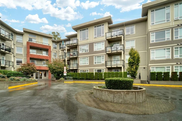 C403 20211 66 AVENUE - Willoughby Heights Apartment/Condo for sale, 2 Bedrooms (R2626954)