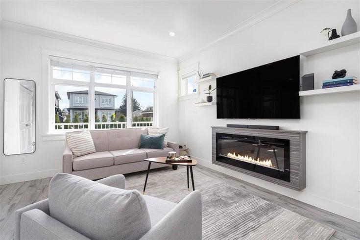 5657 KILLARNEY STREET - Collingwood VE Townhouse for sale, 3 Bedrooms (R2626976)