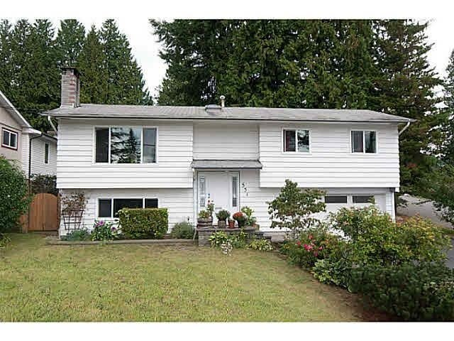 531 CHAPMAN AVENUE - Coquitlam West House/Single Family for sale, 4 Bedrooms (R2626981)
