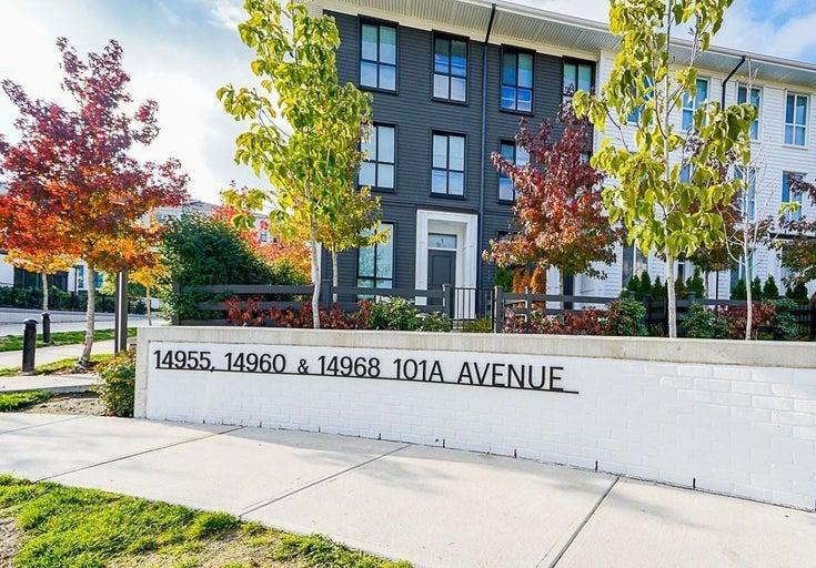 218 14968 101A AVENUE - Guildford Apartment/Condo for sale, 2 Bedrooms (R2627017)