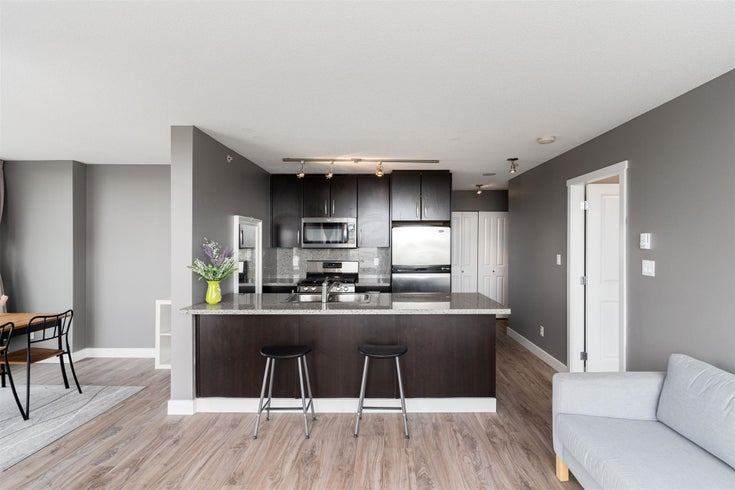 801 5088 KWANTLEN STREET - Brighouse Apartment/Condo for sale, 2 Bedrooms (R2627056)