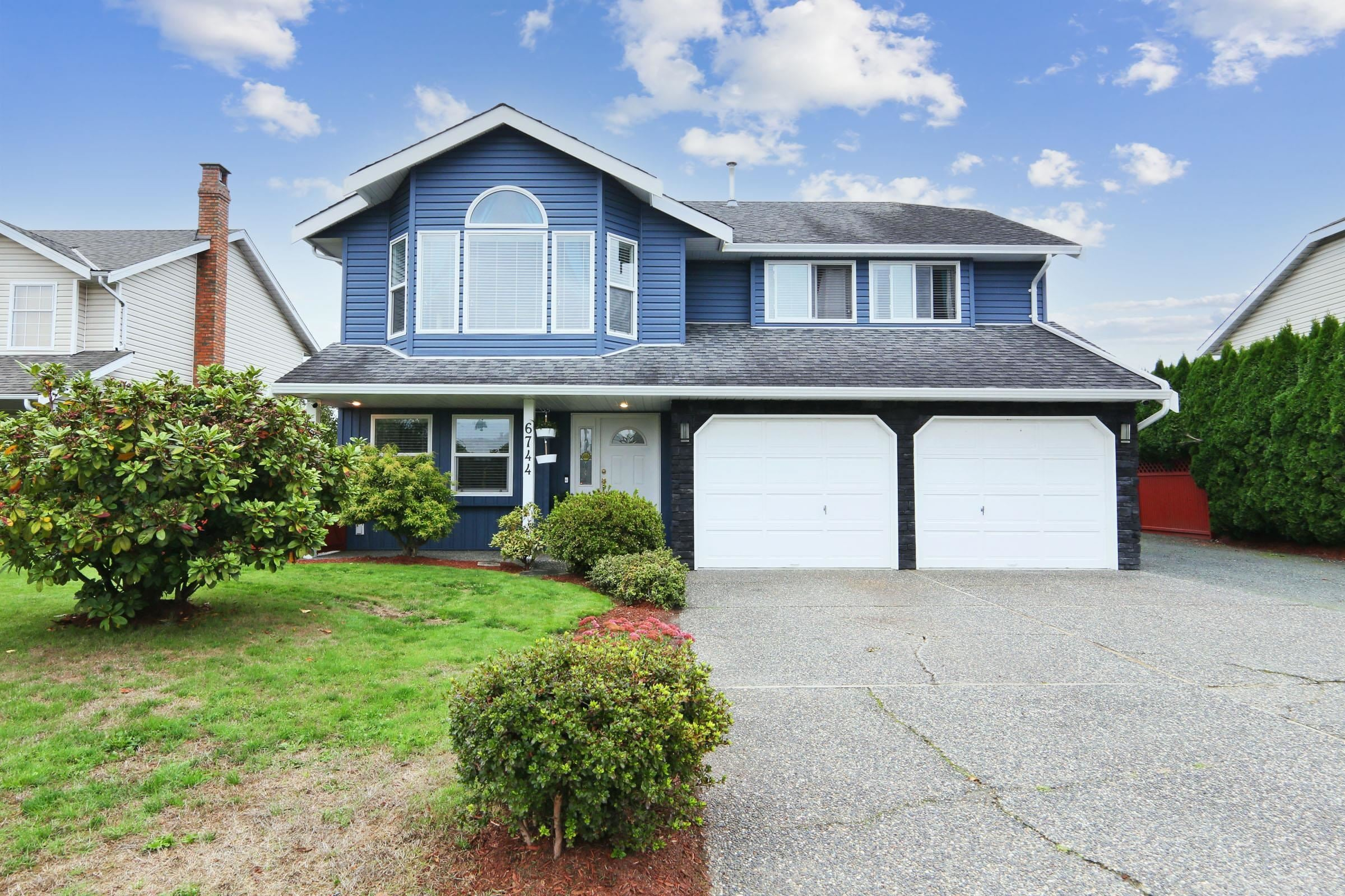 6744 VANMAR STREET - Sardis East Vedder Rd House/Single Family for sale, 4 Bedrooms (R2627057) - #1