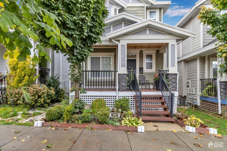 14689 59A AVENUE - Sullivan Station House/Single Family for sale, 5 Bedrooms (R2627063)
