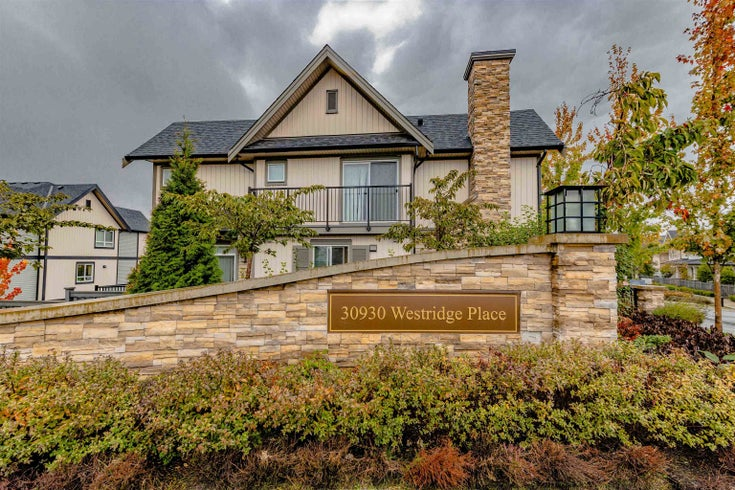 82 30930 WESTRIDGE PLACE - Abbotsford West Townhouse for sale, 3 Bedrooms (R2627064)