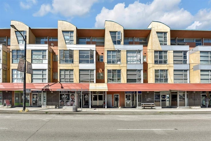 303 4113 FRASER STREET - Fraser VE Apartment/Condo for sale, 2 Bedrooms (R2627065)
