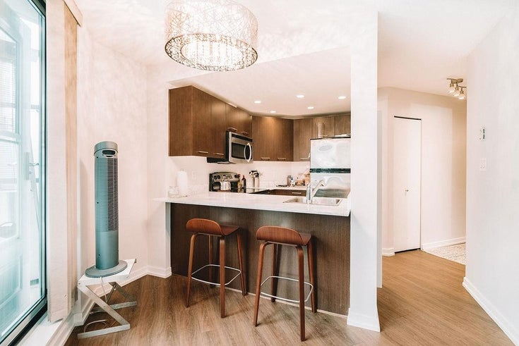 304 1212 HOWE STREET - Downtown VW Apartment/Condo for sale, 1 Bedroom (R2627084)