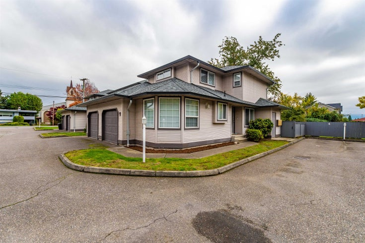 4 8933 BROADWAY STREET - Chilliwack E Young-Yale Townhouse for sale, 3 Bedrooms (R2627097)