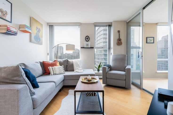 2601 1009 EXPO BOULEVARD - Yaletown Apartment/Condo for sale, 1 Bedroom (R2627103)