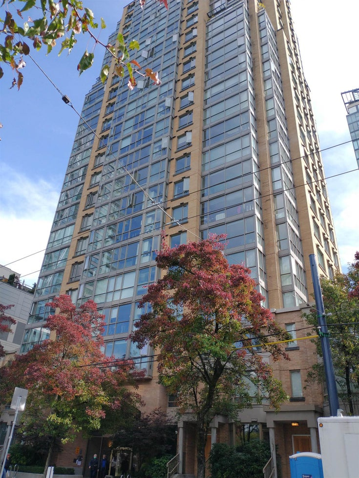 210 1188 RICHARDS STREET - Yaletown Apartment/Condo for sale(R2627121)