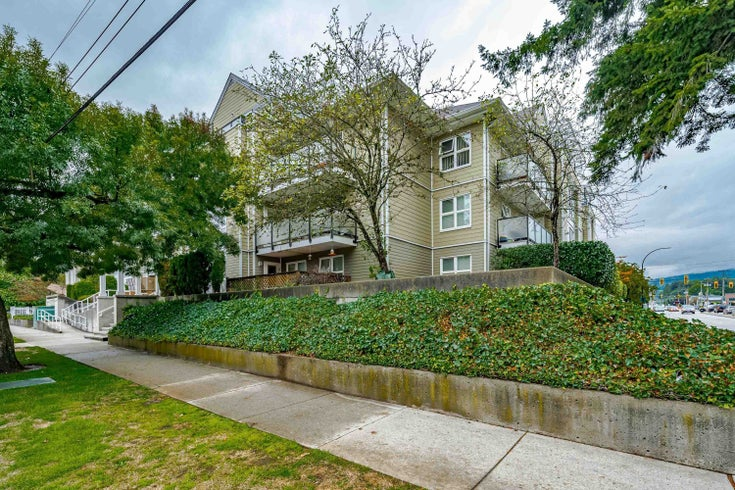 212 1519 GRANT AVENUE - Glenwood PQ Apartment/Condo for sale, 2 Bedrooms (R2627128)