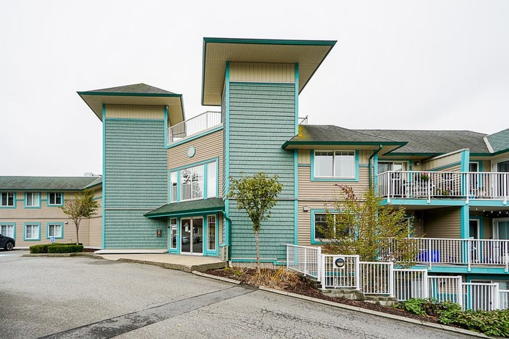 305 33960 OLD YALE ROAD - Central Abbotsford Apartment/Condo for sale, 2 Bedrooms (R2627136)