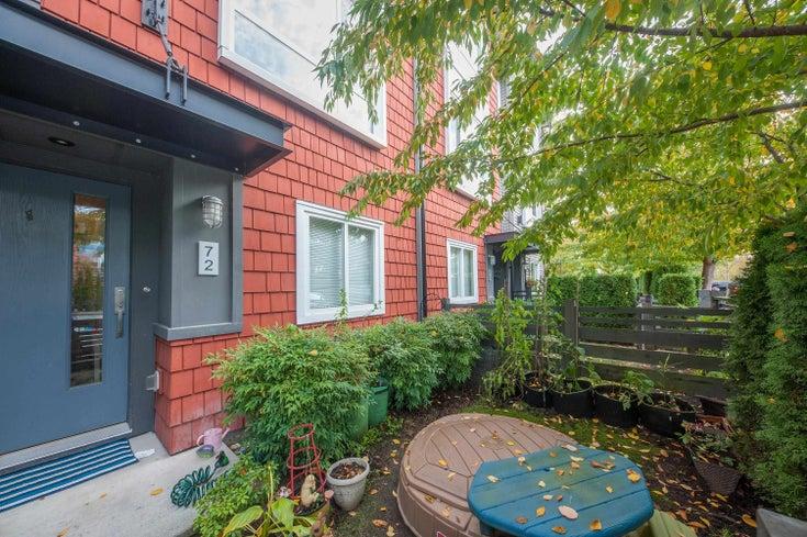 72 2310 RANGER LANE - Riverwood Townhouse for sale, 3 Bedrooms (R2627186)