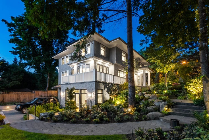 1837 W 19TH AVENUE - Shaughnessy House/Single Family for sale, 5 Bedrooms (R2627193)