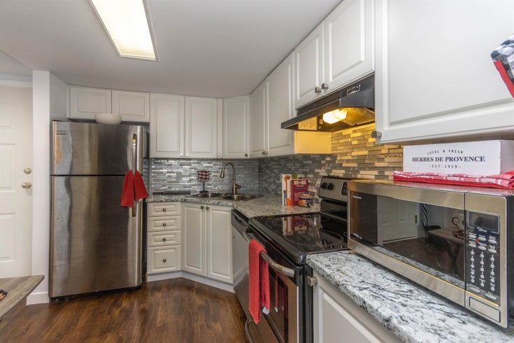 301 1519 GRANT AVENUE - Glenwood PQ Apartment/Condo for sale, 1 Bedroom (R2627197)