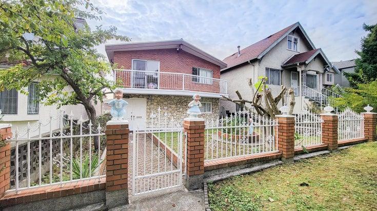 2868 E PENDER STREET - Renfrew VE House/Single Family for sale, 6 Bedrooms (R2627206)