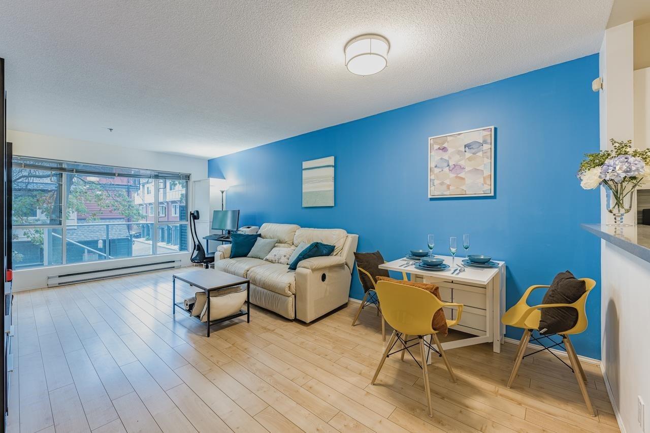 107 8600 JONES ROAD - Brighouse South Apartment/Condo for sale, 1 Bedroom (R2627211)