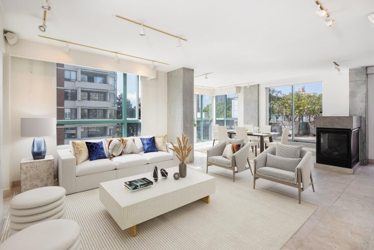 702 1132 HARO STREET - West End VW Apartment/Condo for sale, 2 Bedrooms (R2627214)