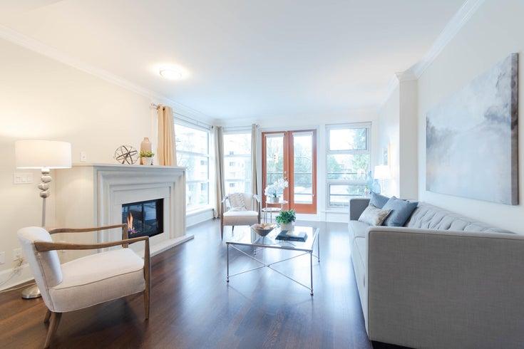 1 1891 MARINE DRIVE - Ambleside Apartment/Condo for sale, 3 Bedrooms (R2627215)