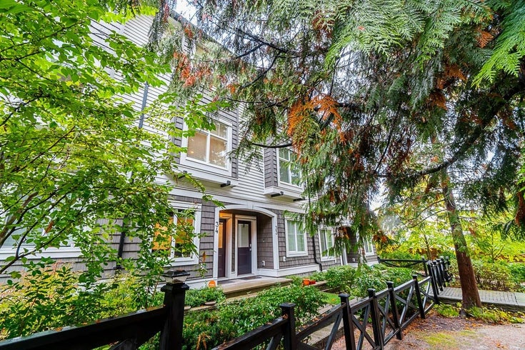34 14271 60 AVENUE - Sullivan Station Townhouse for sale, 2 Bedrooms (R2627219)