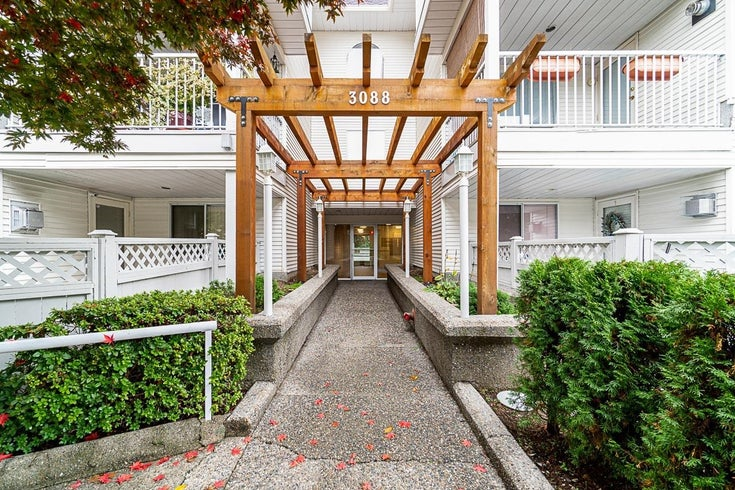 305 3088 FLINT STREET - Glenwood PQ Apartment/Condo for sale, 2 Bedrooms (R2627230)