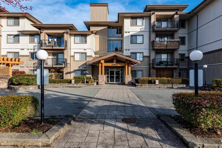 306 32063 MT WADDINGTON AVENUE - Abbotsford West Apartment/Condo for sale, 1 Bedroom (R2627273)