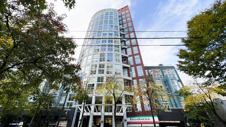 709 933 SEYMOUR STREET - Downtown VW Apartment/Condo for sale, 1 Bedroom (R2627308)