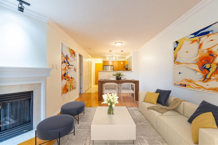 302 2741 E HASTINGS STREET - Hastings Sunrise Apartment/Condo for sale, 2 Bedrooms (R2627335)