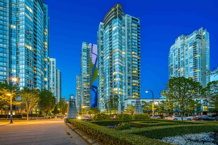 1708 1438 RICHARDS STREET - Yaletown Apartment/Condo for sale, 1 Bedroom (R2627355)