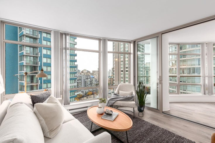 1203 1200 ALBERNI STREET - West End VW Apartment/Condo for sale, 2 Bedrooms (R2627372)