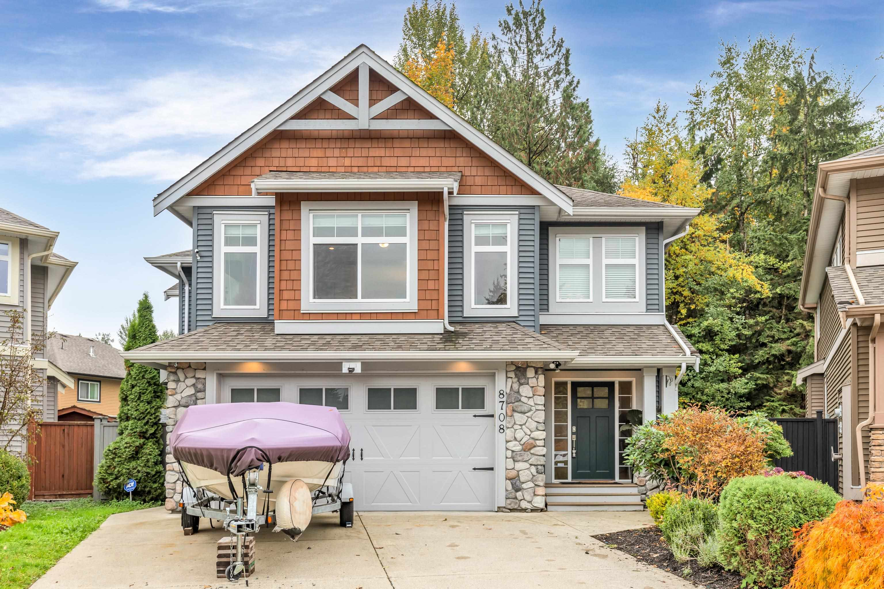 8708 PARKER COURT - Mission BC House/Single Family for sale, 5 Bedrooms (R2627378) - #1