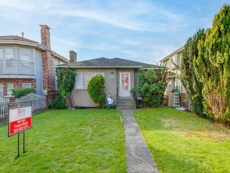 742 E 58TH AVENUE - South Vancouver House/Single Family for sale, 3 Bedrooms (R2627383)