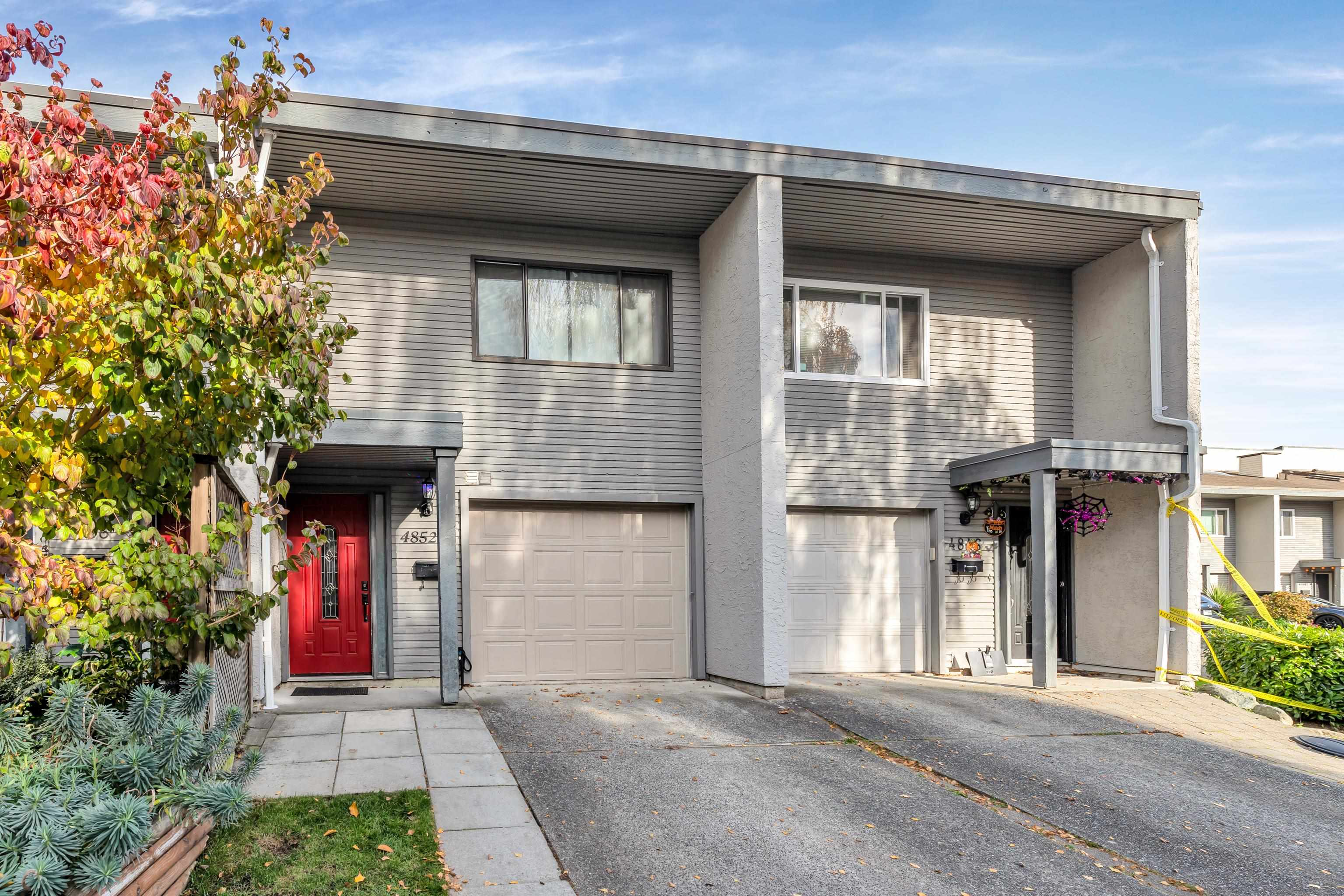 4852 TURNBUCKLE WYND - Ladner Elementary Townhouse for sale, 3 Bedrooms (R2627392)