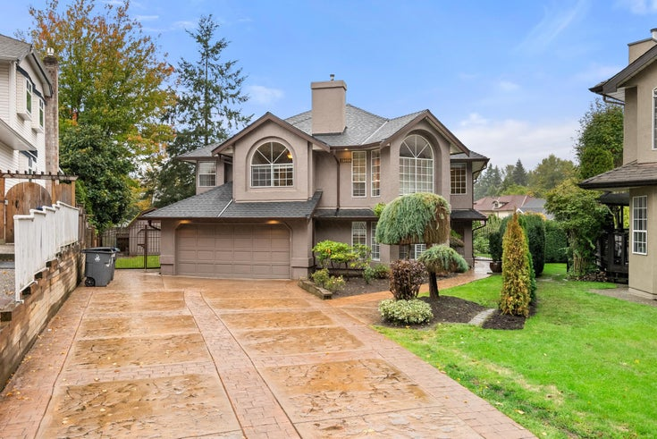 14858 87 AVENUE - Bear Creek Green Timbers House/Single Family for sale, 6 Bedrooms (R2627402)