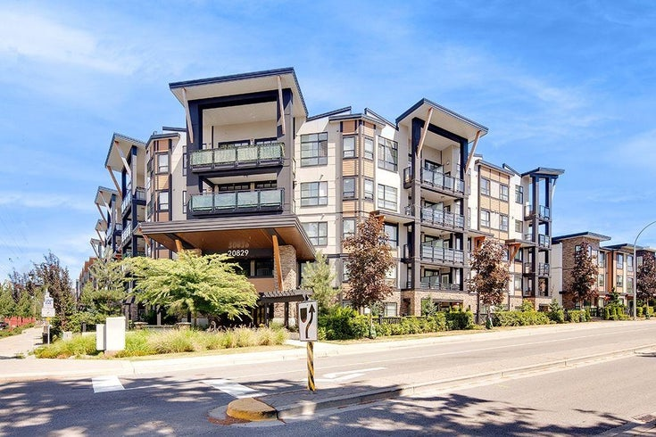 504 20829 77A AVENUE - Willoughby Heights Apartment/Condo for sale, 2 Bedrooms (R2627412)