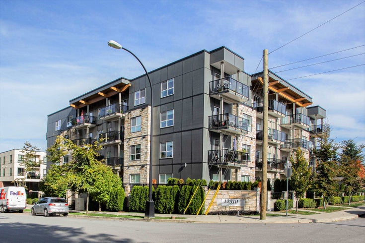 205 12310 222 STREET - West Central Apartment/Condo for sale, 2 Bedrooms (R2627448)