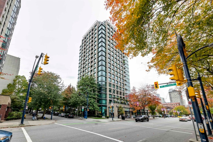 404 1003 BURNABY STREET - West End VW Apartment/Condo for sale, 1 Bedroom (R2627449)