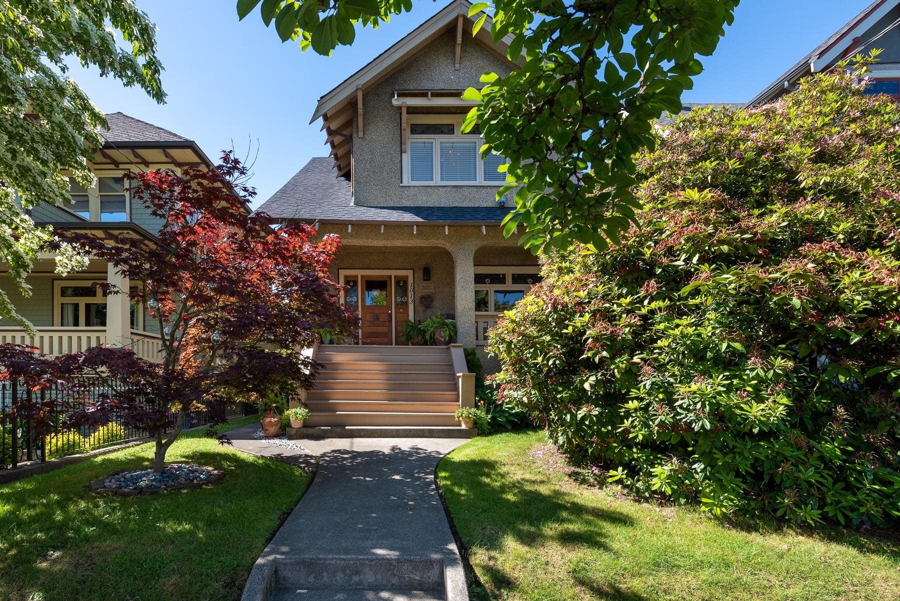 1013 HAMILTON STREET - Moody Park House/Single Family for sale, 3 Bedrooms (R2627468)