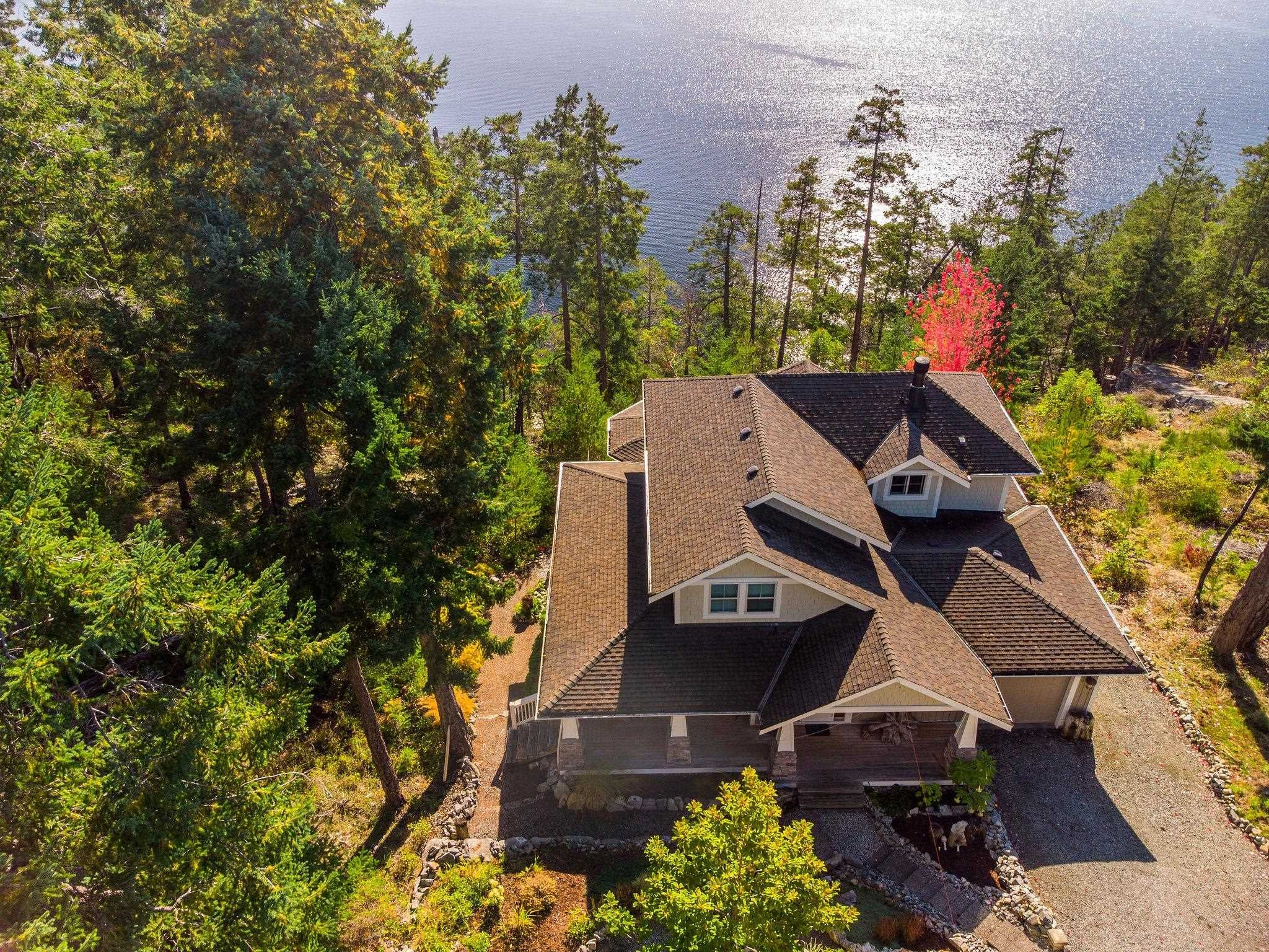 4220 ORCA ROAD - Pender Harbour Egmont House/Single Family for sale, 4 Bedrooms (R2627470)