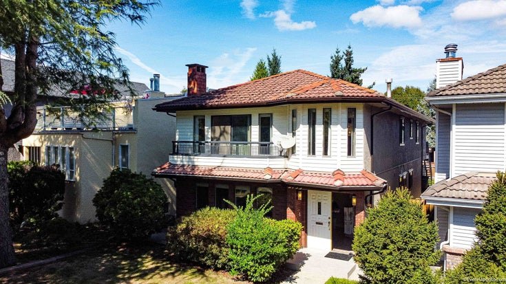 2735 W 22ND AVENUE - Arbutus House/Single Family for sale, 5 Bedrooms (R2627471)