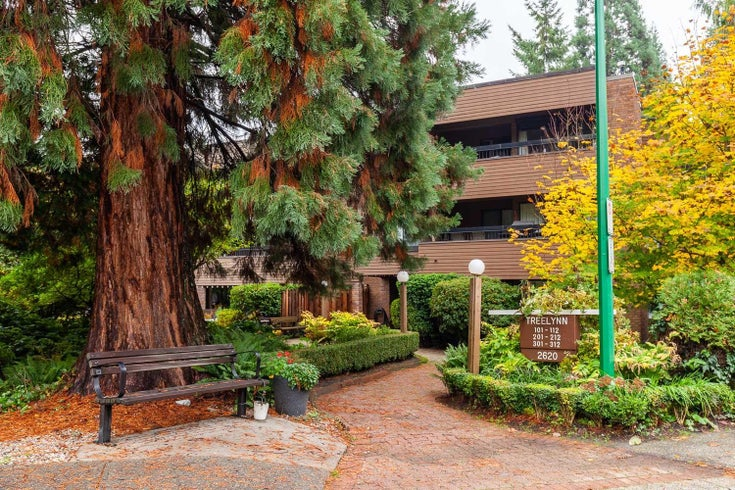 103 2620 FROMME ROAD - Lynn Valley Apartment/Condo for sale, 2 Bedrooms (R2627473)
